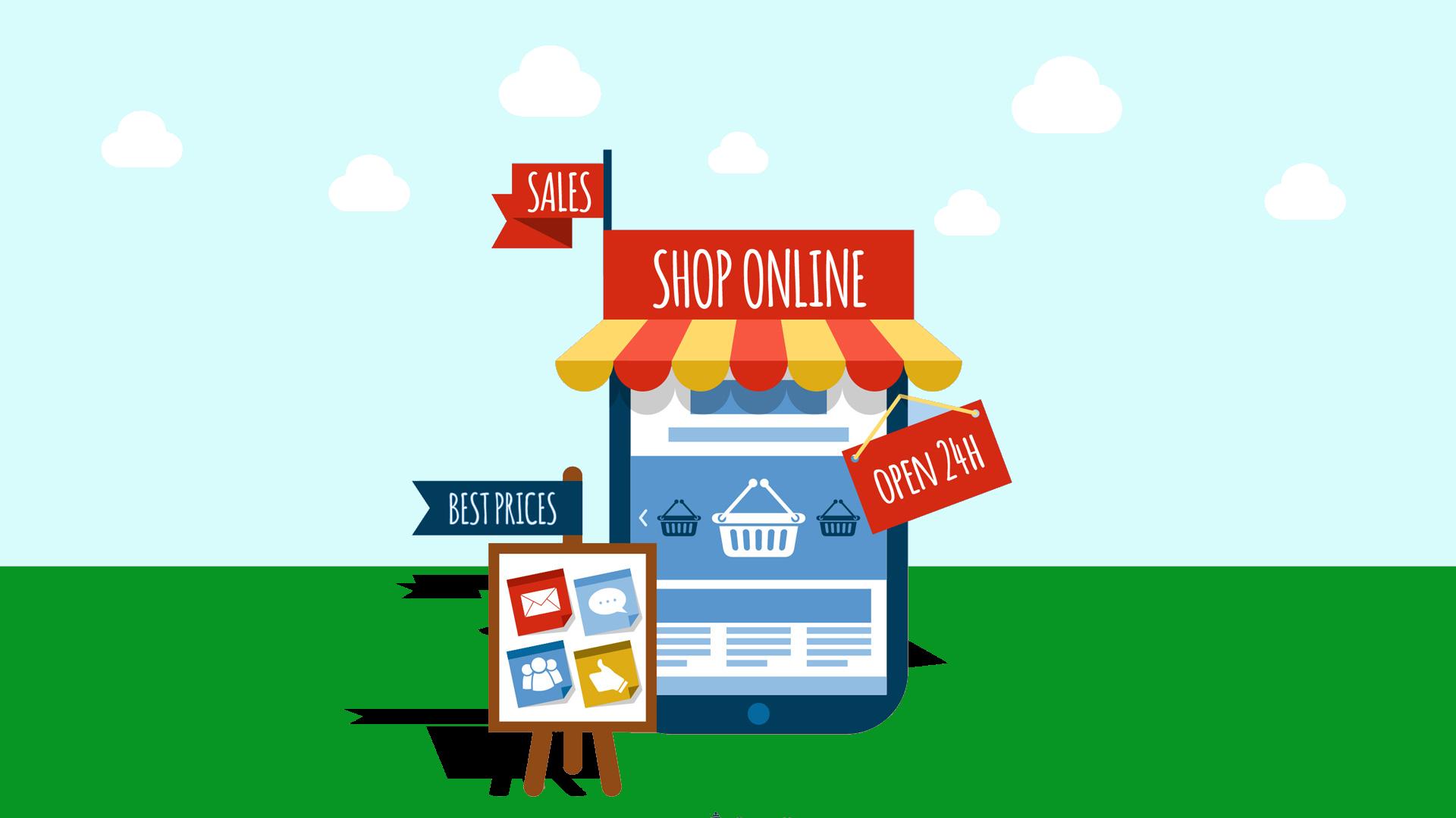 Γιατί να κατασκευάσεις ένα ηλεκτρονικό κατάστημα;