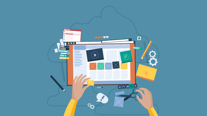 You are currently viewing Σχεδιασμός ιστοσελίδων και ο ρόλος τους στο Διαδίκτυο