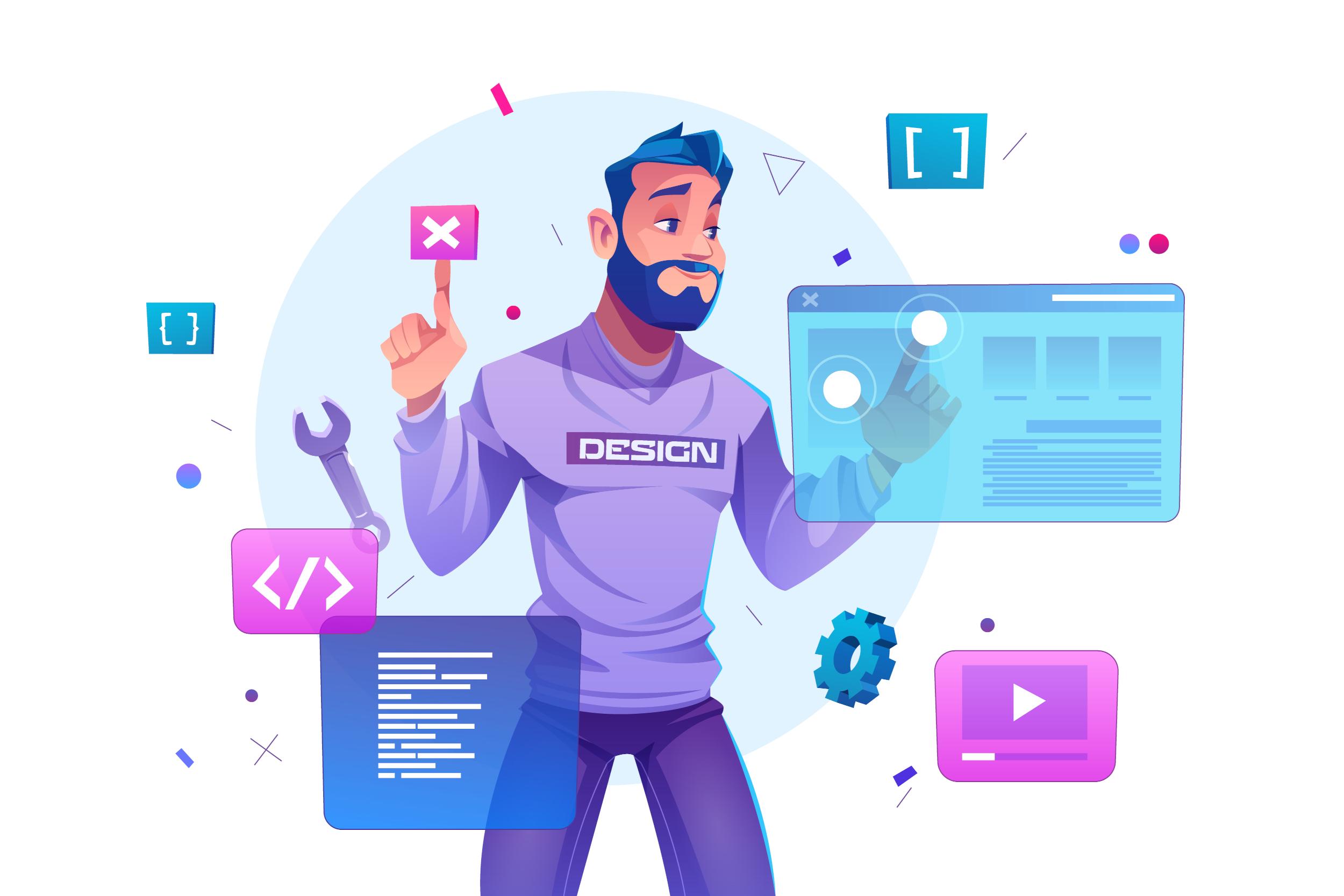 Δημιουργία ιστοσελίδας